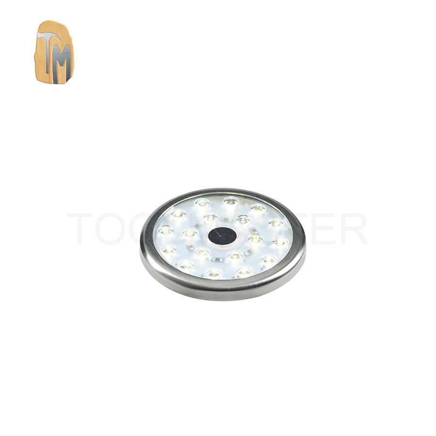 超薄圆形透镜射灯