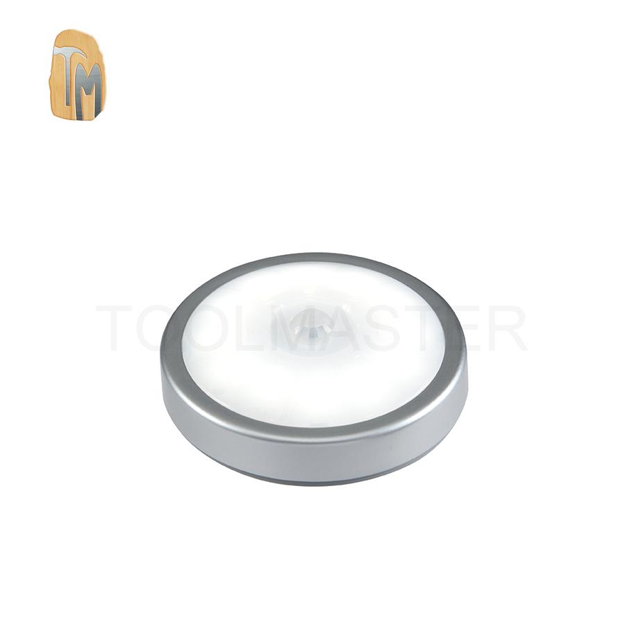 充电式圆形射灯