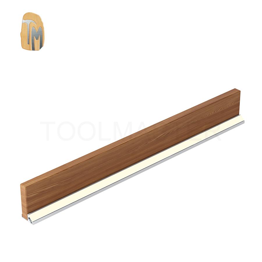极简木板层板灯