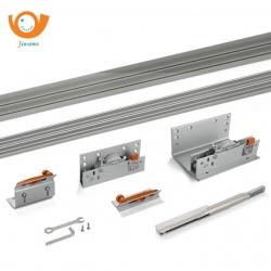 阻尼重型吊挂趟门(含两米铝材)